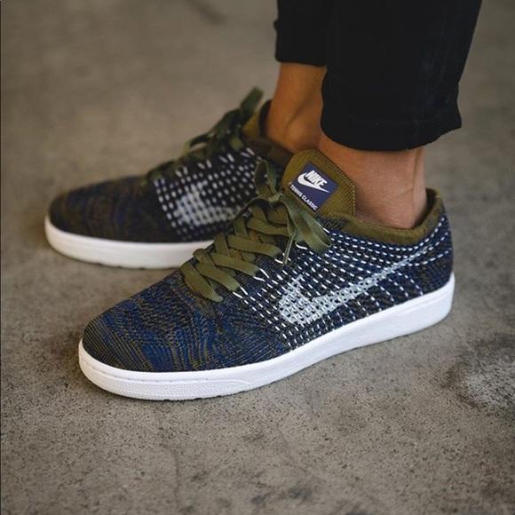 4f37c6bccf NEW • Nike • Tennis Classic Ultra Flyknit Sneaker
